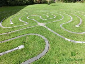 Labyrinspiratie workshop @ De Schaapshoeve, centrum voor persoonlijke groei en welzijn