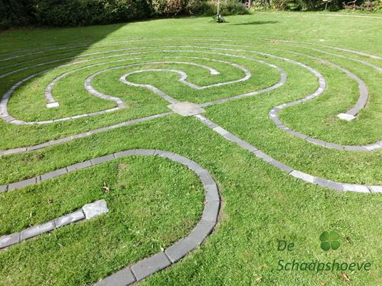 Schaapshoeve labyrint