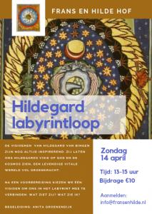 Hildegard Labyrintloop @ Frans en Hilde Hof, Amersfoort